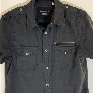 Men's GUESS size S shirt